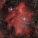 IC5070 Pelican Nebula,                                Kristof Dabrowski