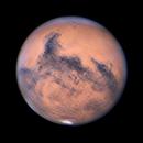 Mars - October 9,                                Damien Cannane