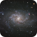 Core of M33,                                Verio