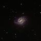 NGC 4535 - Lost Galaxy of Copeland,                                David N Kidd