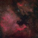 NGC 7000 HARGB,                                Erik Guneriussen
