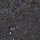 Grand champ autour d'Orion,                                Philastro