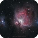 M42: Orion Nebula,                                James Newman