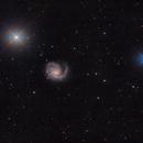 M99  - the coma pinwheel,                                Andrew Lockwood