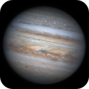 20200720 14:51.6 - Jupiter with IO and Europa,                                astrolord