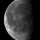 Mond 9.9.2020,                                BergAstro