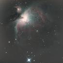 M42-M43 Nébuleuse d'Orion ,                                Axel Debieu-Potel