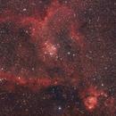 IC 1805 - Heart Nebula,                                dc_robert