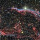 NGC 6960 - Veil Nebula,                                Corrado Gamberoni