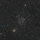 M 35 and NGC 2168,                                Elmiko