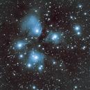 M45, Les Pléiades,                                Noël Donnard