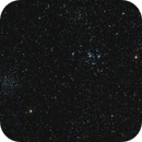 M46 & M47 Open Clusters Wide Field,                                mikefulb