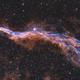 NGC6960 - Veil Nebula - les dentelles,                                Arnaud Peel