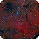 IC1396 - Elephant's Trunk Nebula,                                Elvie1