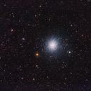 The Hercules Globular Cluster M13,                                Will Czaja