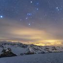 Queyras Observatory - Pic de Chateau Renard - Winter 2019,                                Pascal Gouraud