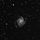 Pinwheel Galaxy,                                Graham Mallin