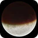 Moon Eclipse 16/07/19,                                Vlad Onoprienko