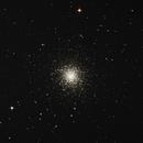 M13 Great Cluster in Hercules,                                Robert Browning