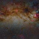 Milky Way from Cassiopeia to Cygnus,                                jimww