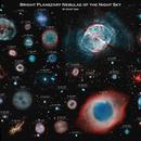 Bright Planetary Nebulae of the Night Sky,                                Gary Imm