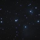 Pleiades, January 9, 2021 - Bavaria, Germany,                                zubekg