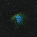 NGC281 - Pacman Nebula (Hubble Palette),                                Mark Spruce