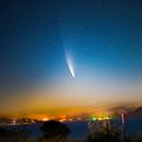 C/2020 F3 NEOWISE,                                Harith Alshuwaykh