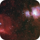 M42 e IC434,                                GiulianoMonti