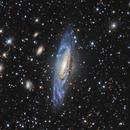 NGC 7331 (The Deer Lick Group),                                DetlefHartmann