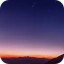 Comet Neowise Above Alborz Highlands!,                                Mohammad Nouroozi