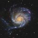 Messier 101, Mosaik,                                Big_Dipper