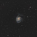 M 101 - Galassia in Orsa Maggiore,                                Alessandro Curci