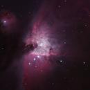 Orion Trapezium Cluster,                                Glen Fountain