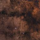 Pipe nebula,                                José Carlos Diniz