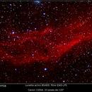NGC1499 - Nébuleuse California,                                nzv