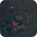 North American Nebula Widefield,                                Alan Hancox