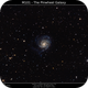M101 - The Pinwheel Galaxy,                                Brice Blanc