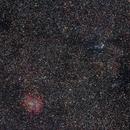 Rosette Nebula,                                Die Launische Diva