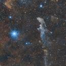 Fantacy's Maze ( IC2118, The Witch-head nebula surroundings ),                                Reza Hakimi