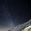 Winter Sky Planneralm,                                Mat