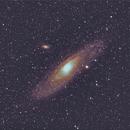 Andromeda Galaxy M_31,                                C.A.L. - Astroburgos