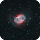 Messier 27,                                James Schrader
