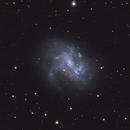 NGC 4395,                                Chris Parfett @astro_addiction