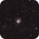 M101 Pinwheel galay / Canon 100Da + Canon 400mm L f/5.6 / SW Star adventurer,                                patrick cartou
