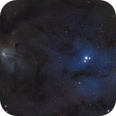 IC4603 and IC4604 Mosaic of the Rho Ophiuchi Cloud,                                KiwiAstro