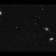 Galaxtic interactions NGC5216 and NGC5218,                                Göran Nilsson