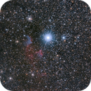 IC 59-IC 63, the ghosts of Cassiopeia,                                Ofiuco