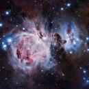 M42 The Great Orion Nebula,                                TimothyTim
