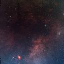Nebulas in the Clouds,                                Seiji Matsuda